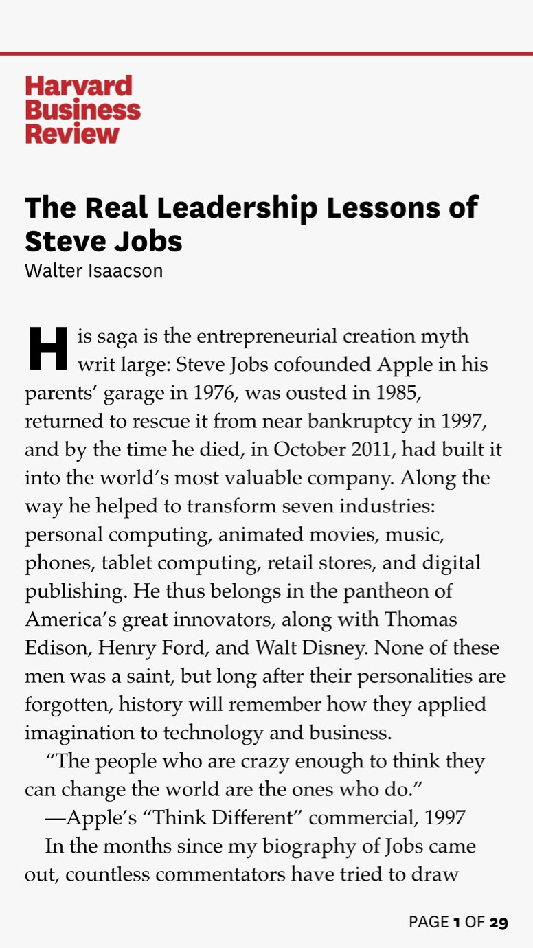 steve jobs leadership lessons Stay hungry, stay foolish: leadership lessons from steve jobs steve jobs book pdf stay hungry, stay foolish: leadership lessons from steve jobs (part 1 of 3.
